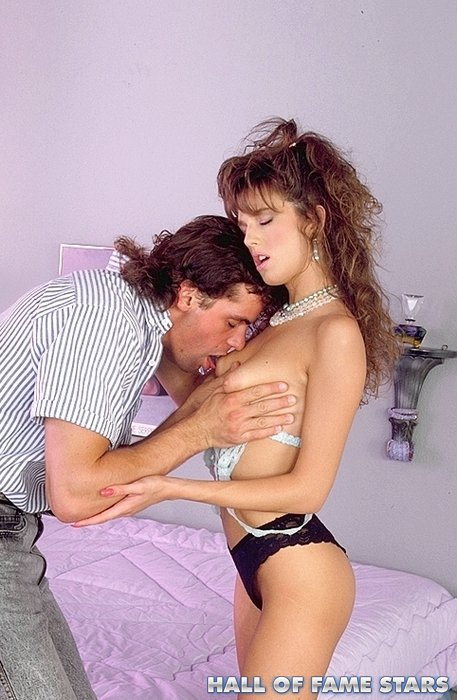Racquel Darrian working a stiff cock from Hall of Fame Stars: freeporn.pichunter.com/kas/Hall_of_Fame_Stars/93521/free_pictures.html