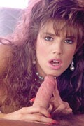 Racquel Darrian working a stiff cock from Hall of Fame Stars